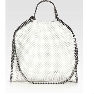 Stella McCartney polka white Falabella bag